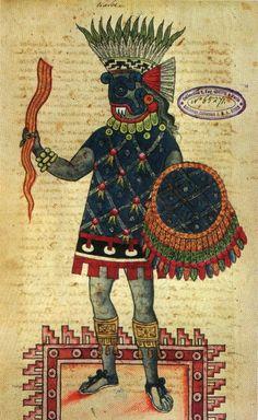 Tlaloc #aztec
