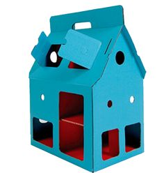 studio ROOF Mobile Home blue - rokdoubledot