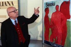 Aligi Sassu, uno dei piu' conosciuti pittori italiani del Novecento, sara' ricordato il 17 luglio con l'emissione di un francobollo da 0,60 euro, in occasione del centenario della nascita. L'immagine del francobollo riproduce il dipinto a olio intitolato 'Battaglia di Cavalieri', realizzato da Sassu