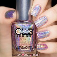 Color Club Cloud Nine Nail Polish (Halo Hues Collection) | Live Love Polish