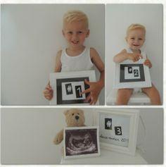 FotoQuest: Zwangerschapsaankondigingen