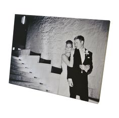 Fantastic Canvas of a newly wed couple
