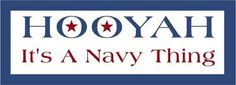 It's a Navy thing :)