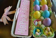 Manualidades fáciles para Pascua | Fiestas infantiles y cumpleaños de niños