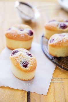 Raspberry Coconut Friand – Happy Chinese New Year Party Cheap Healthy Dessert - DIY Craft (Raspberry Muffin Photography) Almond Recipes, Baking Recipes, Cake Recipes, Dessert Recipes, Roast Recipes, Sausage Recipes, Potato Recipes, Dinner Recipes, Tea Cakes