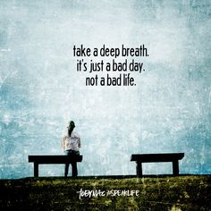Quotable Quotes, Me Quotes, Tobymac Speak Life, Positive Self Talk, Catholic Religion, Bad Life, Take A Deep Breath, Just Breathe, Bad Day