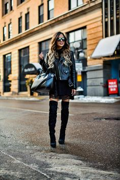 539b709c232 fashion blogger mia mia mine wearing a lace slipdress by topshop and a  sweater dress from nordstrom