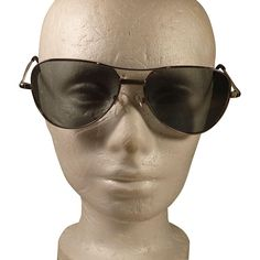7561f71e6e8 Vintage Japan Aviator Sunglasses ~ Mid Century Man ~
