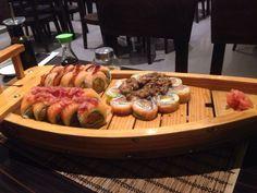 #sushi #wasabi #barranquilla