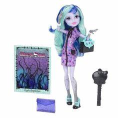 Boneca Monster High Volta Às Aulas Twyla Mattel - R$ 99,99 no Mercado Livre.