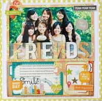 A Project by Cassandra 2248 from our Scrapbooking Gallery originally submitted 08/05/13 at 11:29 PM