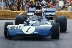 1972 Jackie Stewart, ELF Team Tyrrell, Tyrrell 004 Ford Cosworth