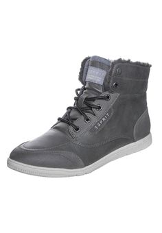 Warm Cold Day, High Tops, High Top Sneakers, Warm, Grey, Shoes, Fashion, Spirit, Gray