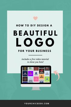 Want to learn how to design your own logo? Check out our PlaceIt Logo Maker review to learn how to design a beautiful logo for your brand. Graphic Design Tips, Diy Design, Examples Of Logos, Great Logos, Custom Fonts, Logo Maker, Create A Logo, Social Media Graphics, Photoshop Tutorial