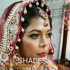 Bridal makeup# Indian bride#south asian bride #