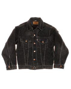 LEVIS Velvet jacket 70s - Madeinused