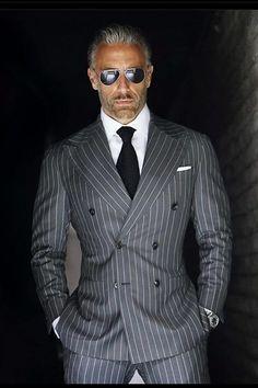 Mens Fashion Wear, Suit Fashion, Sharp Dressed Man, Well Dressed Men, Dress Suits, Men Dress, Outfits Hombre, Smart Outfit, Best Wear