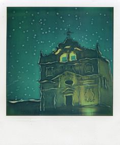 Polaroid Manipulations - Fotografia giannigrattacaso Ortigia- Siracusa Polaroid, Green, Painting, Image, Art, Fotografia, Art Background, Painting Art, Kunst