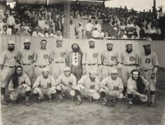 House of David. By the they hired professionals to play and some of the professionals grew their hair and beards long out of respect for the House of David team members House Of David, Negro League Baseball, Benton Harbor, American Games, Field Of Dreams, Long Beards, Man Child, Vintage Ladies, Painting