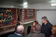 Impacto de las alfombras de Karabaj en el mercado internacional y la apertura de nuevas tiendas en Armenia y en la república de Nagorno Karabaj.