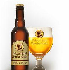 Charles Quint Blonde Dorée (Bélgica). Estupenda cerveza muy refrescante, perfecta fermentación y excelente gusto.
