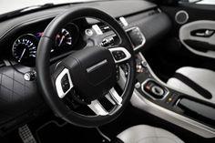 Range Rover Evoque от Startech