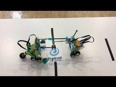 LEGO Robot WeDo 2 0 Final Fight Sumo - YouTube