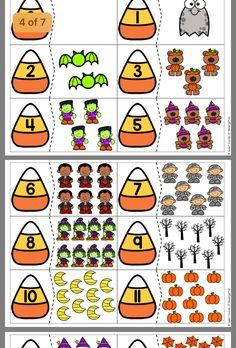 Halloween Stories, Halloween Math, Halloween Activities, Halloween Treats, Autumn Activities For Kids, Fall Preschool, Preschool Lessons, Book Activities, Preschool Activities