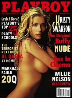 Naked pictures of kristy swanson