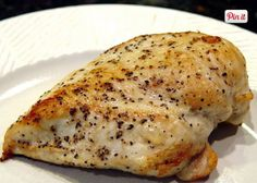 Live Longer Diet: How to cook Chicken Breast on Stove