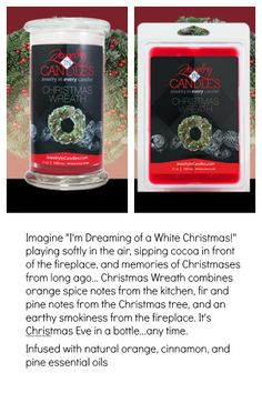 www.jewelryincand... COME shop! Purchase before Dec 1st to ensure your Christmas delivery! Jewelry in every 100% soy candle. ALL under $25! www.jewelryincandles.com/store/andrealynn