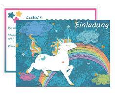 Alles über Kinder Geburtstagseinladung. Einladungskarten Kindergeburtstag  ...