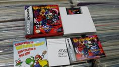 Gba video games