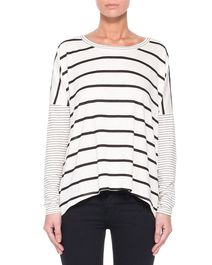 Perfect with skinny ponte knit pants and oxfords!  I just bought Moore T by StyleMinthttp://stylmnt.me/U4JOO8