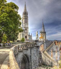 Lourdes ~ Hautes-Pyrénées, France