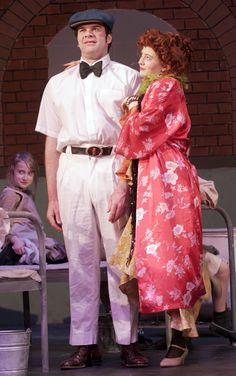 Mr. Bundles and Miss Hannigan