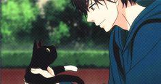 Sakisaka Io - et ses mangas Anime Love, Anime Guys, Ao Haru Ride Kou, Futaba Y Kou, Tanaka Kou, Otaku, Blue Springs Ride, Golden Time, Boy Illustration