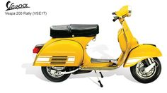 Vespa Rally 200 For Sale in Malaysia images