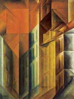 Hohe Häuser IV, 1919