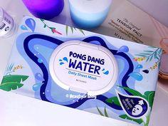 MISSHA Pong dang Water Daily Sheet Mask отзыв. Missha, Sheet Mask, Water, Gripe Water