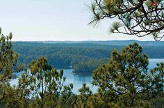 alabama | Lake Martin, Alabama's most beautiful lake