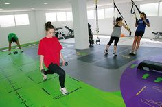 Corporate Gym, Spain by Pavigym Int, via Flickr