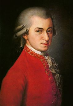Wolfgang Amadeus Mozart another Favorite the Lord knows my insane preferences