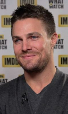 Still of Stephen Amell in IMDb: What to Watch Tv Series 2013, Tv Series To Watch, Stephen Amell Arrow, Oliver And Felicity, Emily Bett Rickards, Event Photos, Haircuts For Men, Men's Haircuts, To My Future Husband