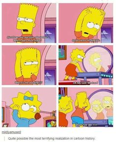 The Simpsons // funny pictures - funny photos - funn images - funny pics - funny quotes - Lol, Animation, Geeks, Die Simpsons, Funny Jokes, Hilarious, Gamer Jokes, Funny Cartoons, Futurama