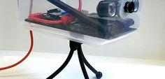 Construye una cámara de visión nocturna con tu Raspberry Pi #raspberrypi #diy #makers
