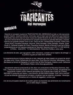 traficantes del merengue contratacion directa (mexico)