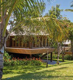 casa em trancoso, bahia   projeto: jacobsen arquitetura