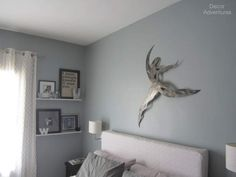 behr provence blue bathroom | behr blue gray painting blue paint