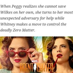AGENT CARTER Season 2 Episode 6: Life Of The Party...